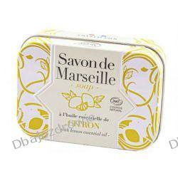 Mydło Marsylskie Cytrynowe w Metalowym Opakowaniu, 100g Preparaty witaminowo-mineralne