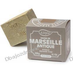 Mydło Marsylskie, 100% Oliwkowe, Alepia, 230g Zdrowie i Uroda