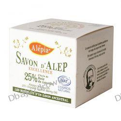Mydło Alep Excellence 25% Laurie BIO, 190g Kąpiel i prysznic