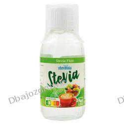 Stevia w Płynie Stewia, Steviola, 125ml Zdrowa żywność