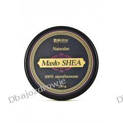 Masło Shea Nierafinowane 100% Naturalne, Myvita, 100g Serum