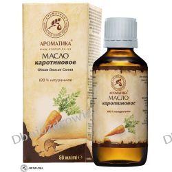 Olej Marchewkowy (Karoten), 100% Naturalny Aromatika Kosmetyki pielęgnacyjne