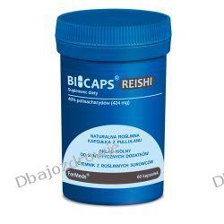 BICAPS REISHI, Formeds, 60 kapsułek Zdrowie i Uroda