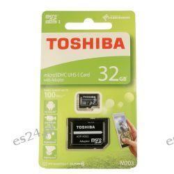 Karta pamięci MicroSD 32GB TOSHIBA class 10