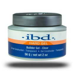 IBD BUILDER HARD GEL 56g ŻEL UV CLEAR lub PINK
