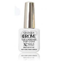Nails Company GELIQUE CHROME TOP COAT 6ml