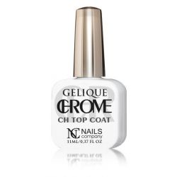 Nails Company GELIQUE CHROME TOP COAT 11ml