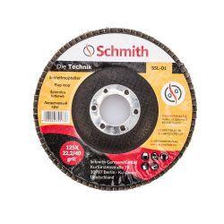 Schmith Ściernica listkowa prosta 125/120 SSL-P05 Płaskie, oczkowe, płasko-oczkowe