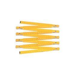 Miara drewniana TT - 2m 26C012 TOPEX Płaskie, oczkowe, płasko-oczkowe