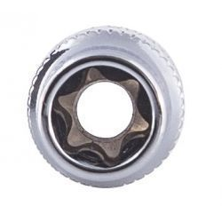 """Klucz nasadowy TORX 1/2"""" E18 Schmith NS-T12-18 Płaskie, oczkowe, płasko-oczkowe"""