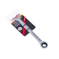Klucz Płasko Oczkowy z Grzechotką 10 mm SKPO-G10 Schmith Płaskie, oczkowe, płasko-oczkowe