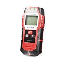Detektor, wykrywacz przewodów pod napięciem, metali i drewna STARK Red Line MWD-80 290080001