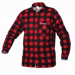 KOSZULA FLANELOWA L Schmith S1103-L Bluzy i koszule