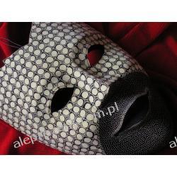 Maska BÓSTWA Z JAMAJKI SYGNOWANA