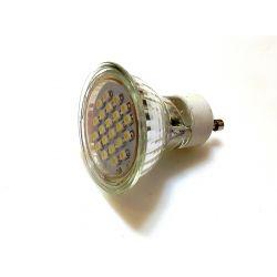 ŻARÓWKA 22 LED Gu10 1.5W 230v HALOGEN ciepła