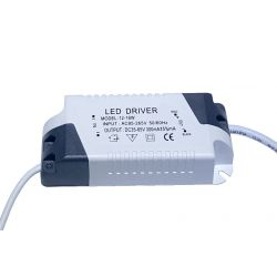 TRANSFORMATOR ZASILACZ LED DRIVER 15-18W DC:36-60V