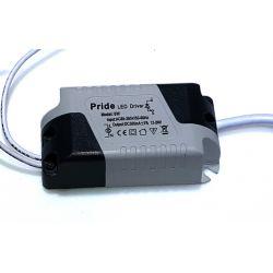 Transformator LED zasilacz 12-24V 300mA 4-7W