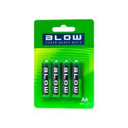 Bateria BLOW SUPER HEAVY DUTY 4szt AA R6 1,5V