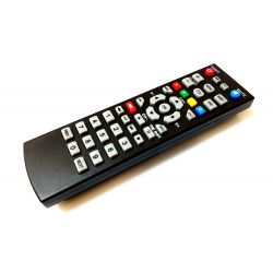 PILOT DO DEKODERA WIWA HD50 HD80 HD90 DVB-T  P682