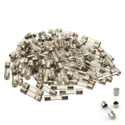 BEZPIECZNIK TOPIKOWY RURKOWY 20mm 0,8A x10szt Woreczki i torby foliowe
