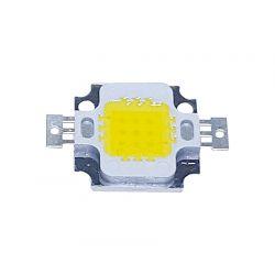 Dioda LED COB 10W biała ciepła 900Lm naświetlacz