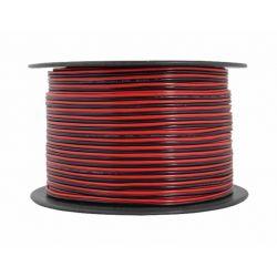 Przewód kabel głośnikowy LED 2 metry 2x1,00mm BLOW Pozostałe
