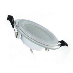 PLAFON wpuszczany okrągły LED 6W TIK ciepły Woreczki i torby foliowe