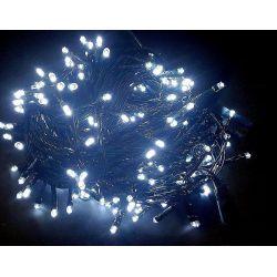 LAMPKI CHOINKOWE 200 LED ZIMNE 12m zielony przewód
