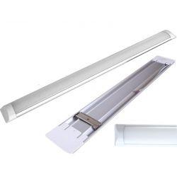 LAMPA PANEL LED 40W 120cm MOCNA,  BIURO, SKLEP