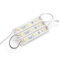 Moduł LED 3x5050 SMD reklama do kasetonu b.ciepła