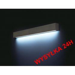 Kinkiet 90cm METAL STRAIGHT WALL GRAPHITE 6352 24H Woreczki i torby foliowe