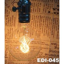 Żarówka RETRO EDISON E27 G95 DECORATIVE BULB -258 Pozostałe