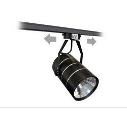 reflektor LED COB 30W NAŚWIETLACZ szynowy 3000K CZ Wyposażenie pomieszczeń