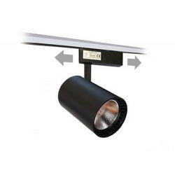 Reflektor LED COB 30W NAŚWIETLACZ szynowy 6000K CZ Przemysł
