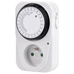 Włącznik Programator Timer Analogowy 24H DT02