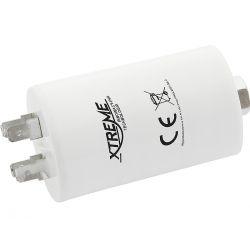 Kondensator rozruchowy silnikowy 40uF/450VAC konek