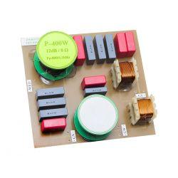 Zwrotnica głośnikowa 3-drożna 8Ohm 400W 12dB 5901 Sprzęt audio dla domu