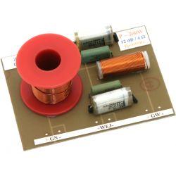 Zwrotnica głośnika dwudrożna 300W 4Ohm  8812 Sprzęt audio dla domu