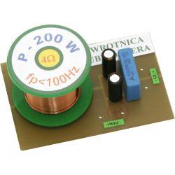 Zwrotnica głośnika subwoofera 200W 4ohm  5934 Sprzęt audio dla domu