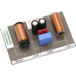 Zwrotnica głośnikowa trójdrożna 150W 8Ohm  5933 Sprzęt audio dla domu