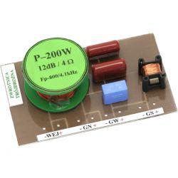 Zwrotnica głośnikowa trójdrożna 200W 4Ohm  9135 Sprzęt audio dla domu