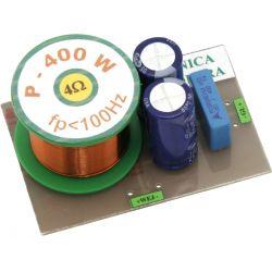 Zwrotnica głośnika subwoofera 400W 4ohm  5935 Sprzęt audio dla domu