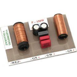 Zwrotnica głośnikowa trójdrożna 150W 4Ohm  9234 Sprzęt audio dla domu