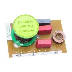 Zwrotnica głośnikowa trójdrożna 300W 8Ohm  8813 Sprzęt audio dla domu