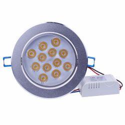 OPRAWA sufitowa LED SMD LAMPA oczko 12W halogen cw