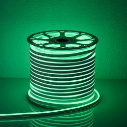 TAŚMA LED NEON FLEX  ŚWIETLNY LEDOWY zielony 1mb