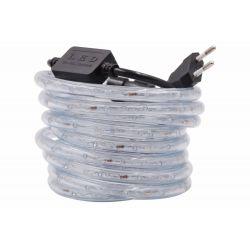Wąż świetlny LED lampki choinkowe 10m IP44 niebies Woreczki i torby foliowe