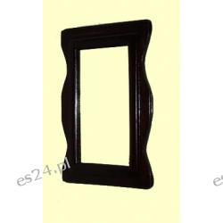 Rama do lustra lub obrazu z drewna sosnowego
