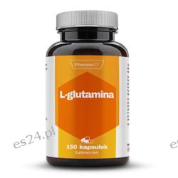 L-GLUTAMINA 625 MG 150 kapsułek Oczyszczanie