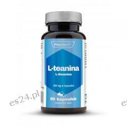 L-TEANINA 150 MG 90 kapsułek Suplementy diety